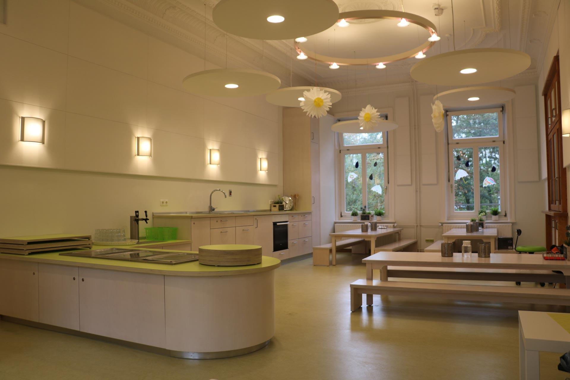 Tischlerei Artur Graumann GmbH in Hamburg | Kindergarteneinrichtungen | Restaurant Hamburg